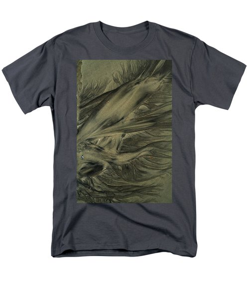 Sand Patterns Myths Of The Ages Men's T-Shirt  (Regular Fit) by Todd Breitling