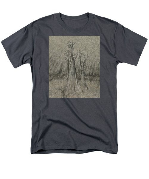 Sand Reel Men's T-Shirt  (Regular Fit) by Joe  Palermo