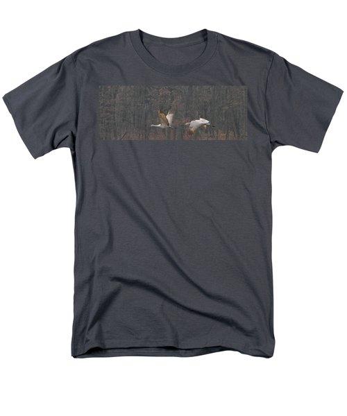 Sandhills In Flight Men's T-Shirt  (Regular Fit) by Shari Jardina