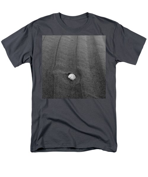 Men's T-Shirt  (Regular Fit) featuring the photograph Sandlines by Jouko Lehto