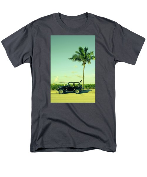 Men's T-Shirt  (Regular Fit) featuring the photograph Saturday by Laura Fasulo