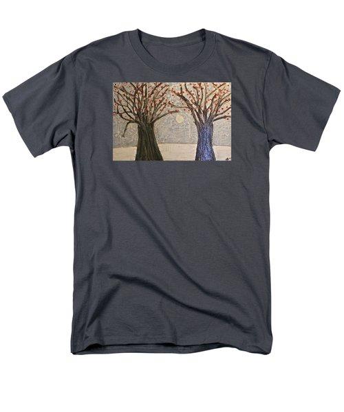 Sawsan's Trees Men's T-Shirt  (Regular Fit) by Mario Perron