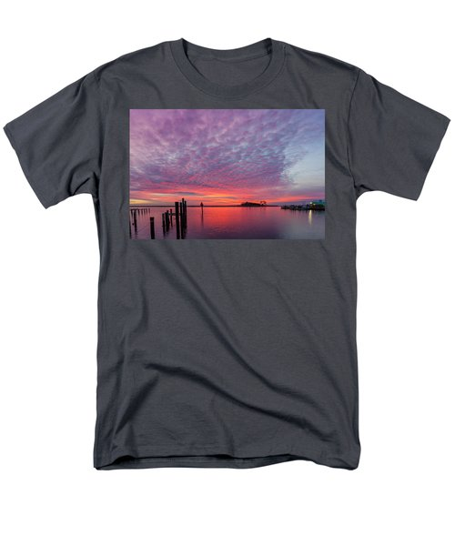 Saxis Sunset Men's T-Shirt  (Regular Fit) by David Cote