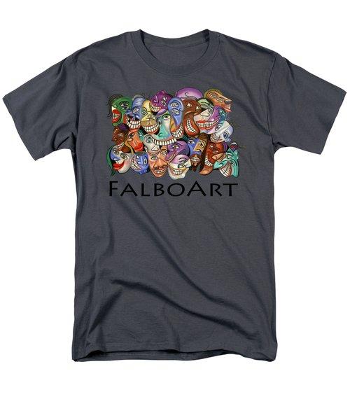 Say Cheese T-shirt Men's T-Shirt  (Regular Fit)