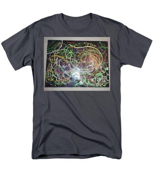 Scribble Men's T-Shirt  (Regular Fit) by Talisa Hartley