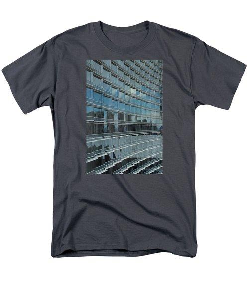 Sculpted Mirrors Men's T-Shirt  (Regular Fit) by Michiale Schneider