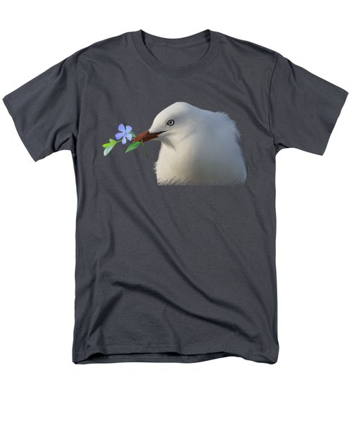 Seagull Men's T-Shirt  (Regular Fit) by Ivana Westin