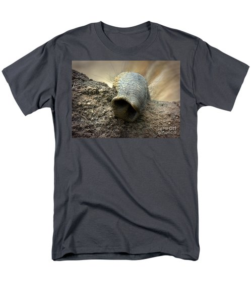 Men's T-Shirt  (Regular Fit) featuring the photograph Searching by Lisa L Silva
