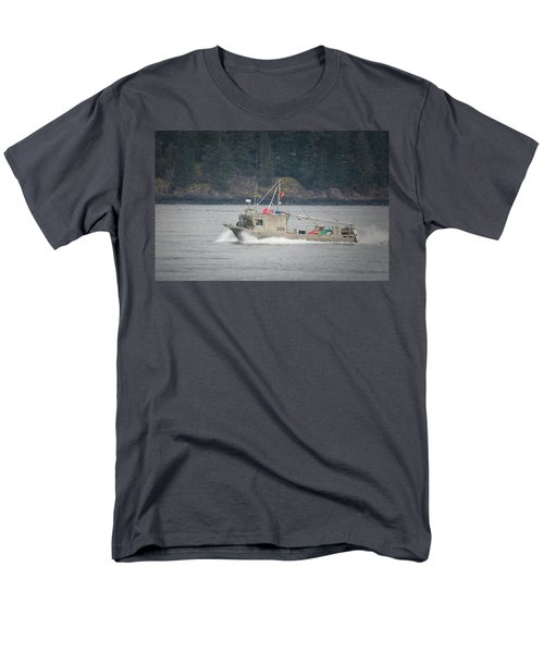 Men's T-Shirt  (Regular Fit) featuring the photograph Second Wind by Randy Hall