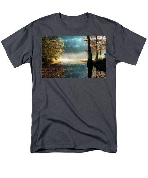 Secret Hideaway Men's T-Shirt  (Regular Fit) by Tamyra Ayles