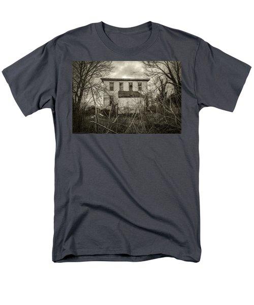 Seen Better Days Men's T-Shirt  (Regular Fit) by Brian Wallace