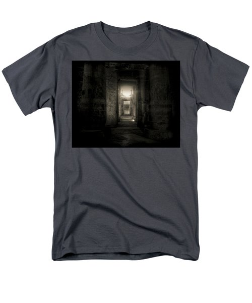 Seti I Temple Abydos Men's T-Shirt  (Regular Fit)