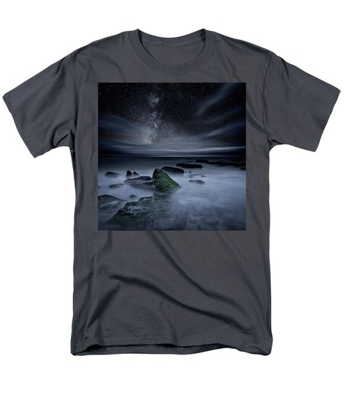 Men's T-Shirt  (Regular Fit) featuring the photograph Shades Of Yesterday by Jorge Maia