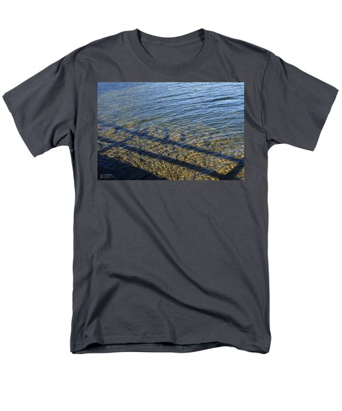 Men's T-Shirt  (Regular Fit) featuring the photograph Shadow Play by Rhonda McDougall