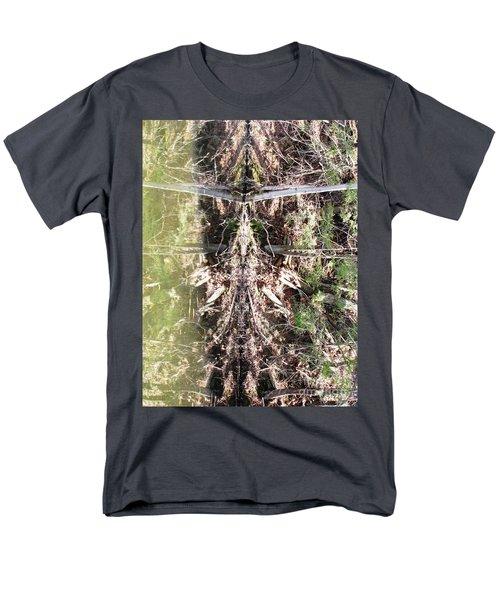 Shamanka Men's T-Shirt  (Regular Fit) by Melissa Stoudt