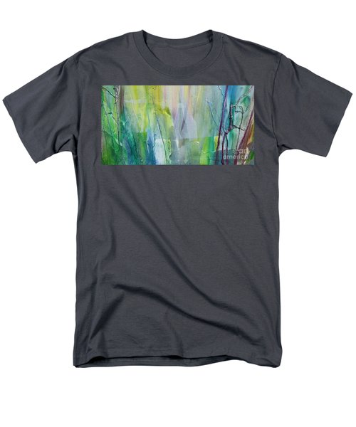 Shapes And Colors Men's T-Shirt  (Regular Fit) by Dan Whittemore