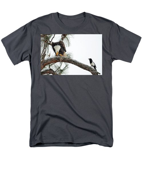 Share The Wealth Men's T-Shirt  (Regular Fit) by Mike Dawson