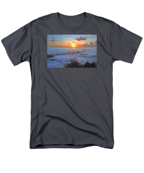 Sharks Cove Men's T-Shirt  (Regular Fit) by James Roemmling