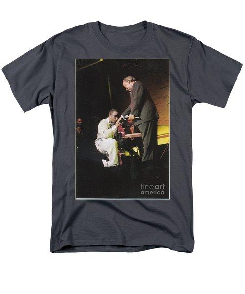 Sharpton 50th Birthday Men's T-Shirt  (Regular Fit) by Azim Thomas