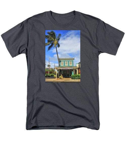 Men's T-Shirt  (Regular Fit) featuring the photograph Shave Ice by DJ Florek