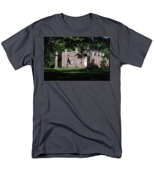 Sheldon Church 7 Men's T-Shirt  (Regular Fit) by Gordon Mooneyhan