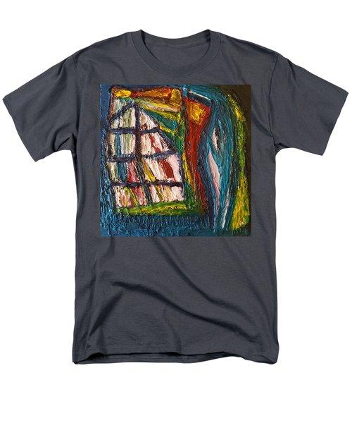 Shipwrecked Men's T-Shirt  (Regular Fit) by Darrell Black