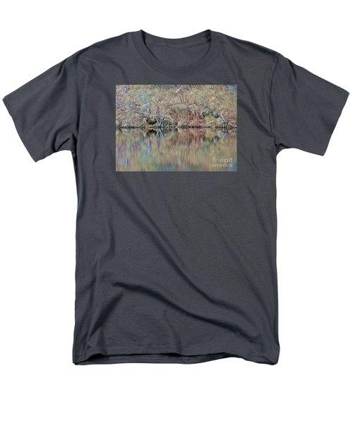 Shoreline Men's T-Shirt  (Regular Fit) by Christian Mattison