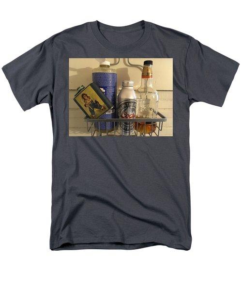 Shower Caddy 2 Men's T-Shirt  (Regular Fit) by Josh Williams