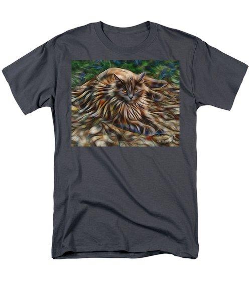 Siberian Attitude Men's T-Shirt  (Regular Fit)