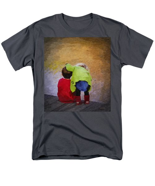 Sibling Love Men's T-Shirt  (Regular Fit) by Brian Wallace