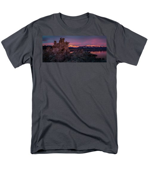 Sierra Glow Men's T-Shirt  (Regular Fit) by Bjorn Burton