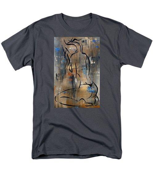 Silent Men's T-Shirt  (Regular Fit) by Tom Fedro - Fidostudio