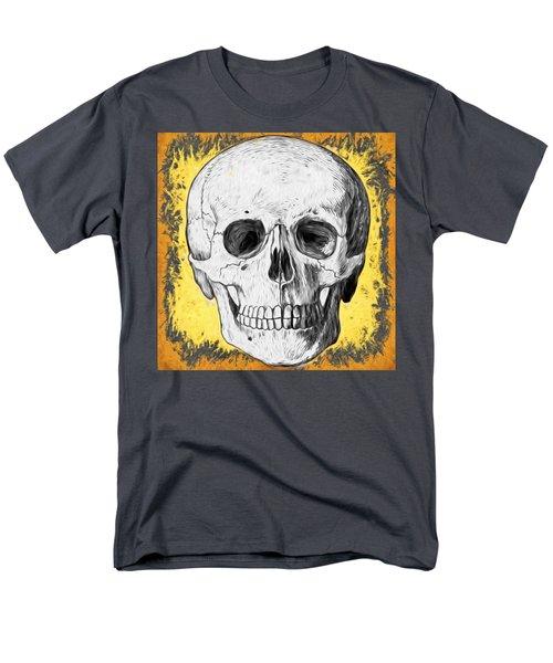 Skull Men's T-Shirt  (Regular Fit) by Alice Gipson