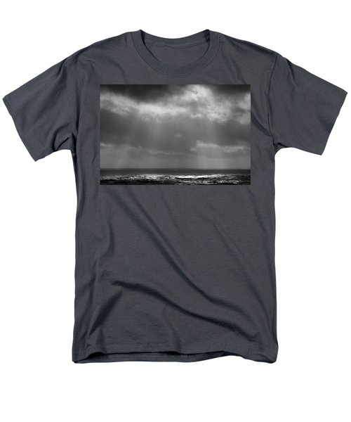 Men's T-Shirt  (Regular Fit) featuring the photograph Sky And Ocean by Ryan Manuel