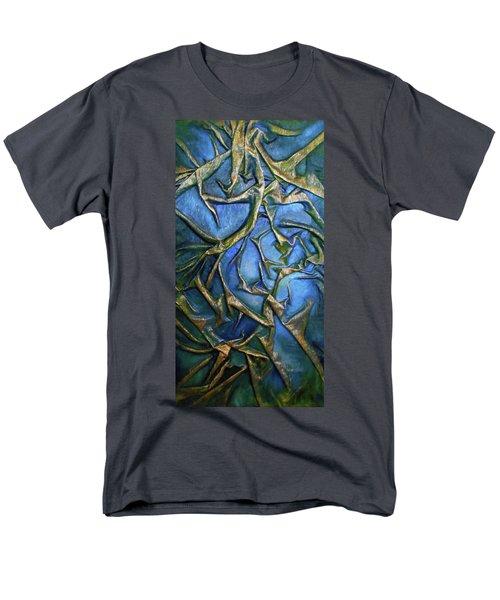 Sky Through The Trees Men's T-Shirt  (Regular Fit)