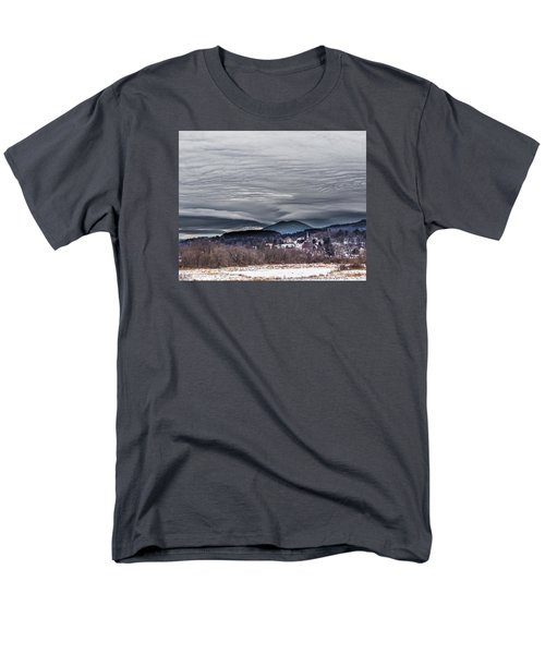 Sky Waves Men's T-Shirt  (Regular Fit) by Tim Kirchoff