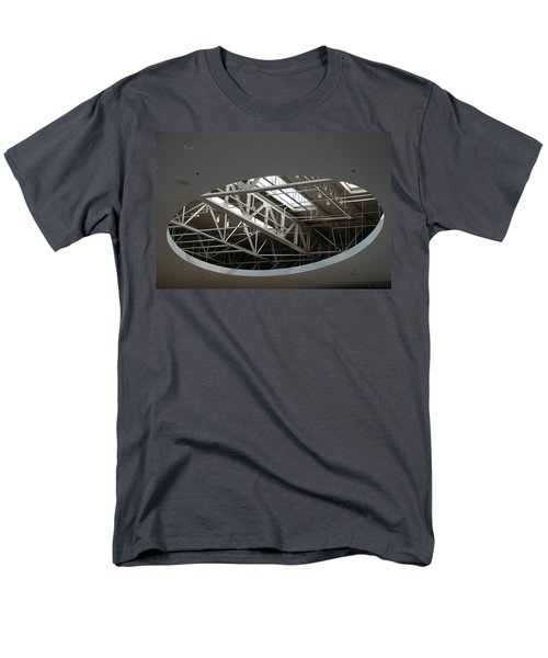 Men's T-Shirt  (Regular Fit) featuring the photograph Skylight Gurders by Rob Hans
