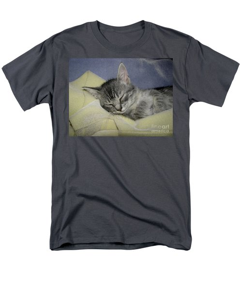 Sleepy Time Men's T-Shirt  (Regular Fit) by Donna Brown