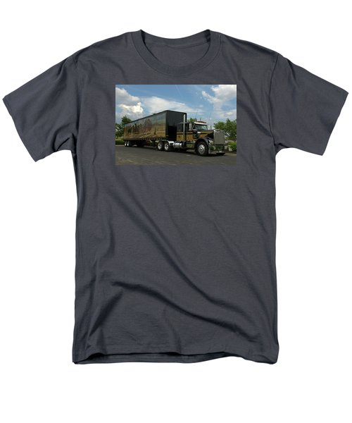 Smokey And The Bandit Tribute Vehicles Men's T-Shirt  (Regular Fit) by Tim McCullough