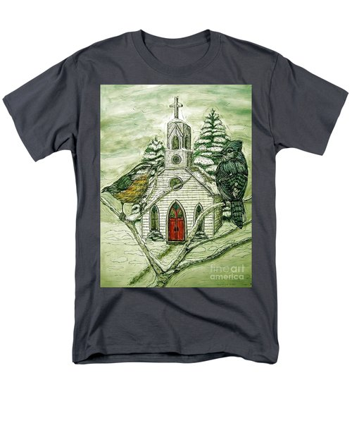 Snowbirds Visit St. Paul Men's T-Shirt  (Regular Fit) by Kim Jones