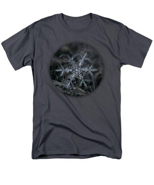 Snowflake 2 Of 19 March 2013 Men's T-Shirt  (Regular Fit)