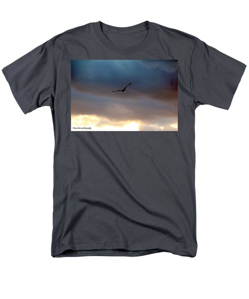 Soaring  Men's T-Shirt  (Regular Fit) by Nance Larson