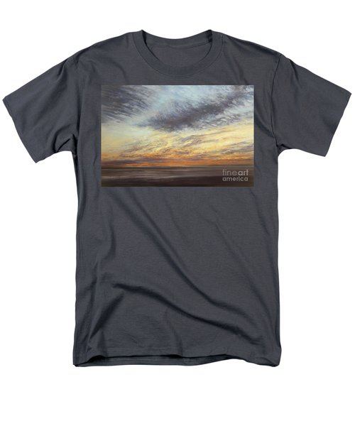 Softly, As I Leave You Men's T-Shirt  (Regular Fit) by Valerie Travers