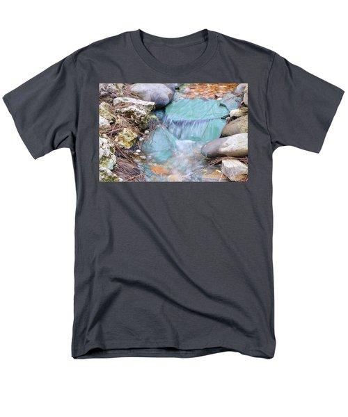 Softly Falling Men's T-Shirt  (Regular Fit) by Warren Thompson