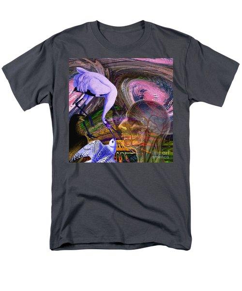 Solar Whisper Winds Of Change Men's T-Shirt  (Regular Fit) by Joseph Mosley