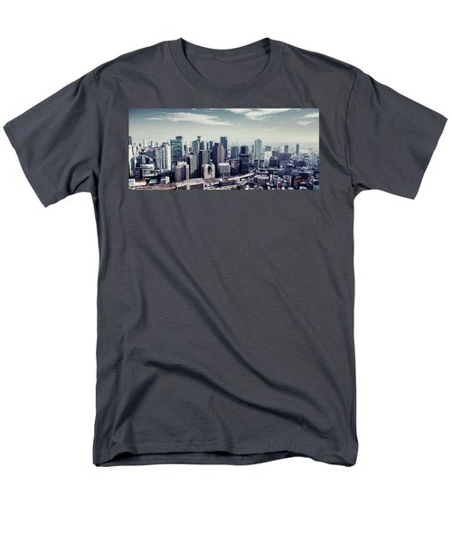 Men's T-Shirt  (Regular Fit) featuring the photograph Somewhere In Japan by Joseph Westrupp