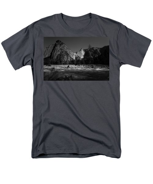 Sources Men's T-Shirt  (Regular Fit) by Ryan Weddle