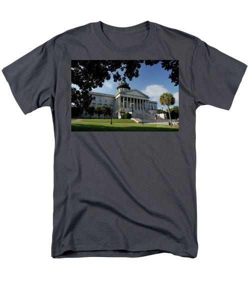 South Carolina State House 2 Men's T-Shirt  (Regular Fit) by Michael Eingle
