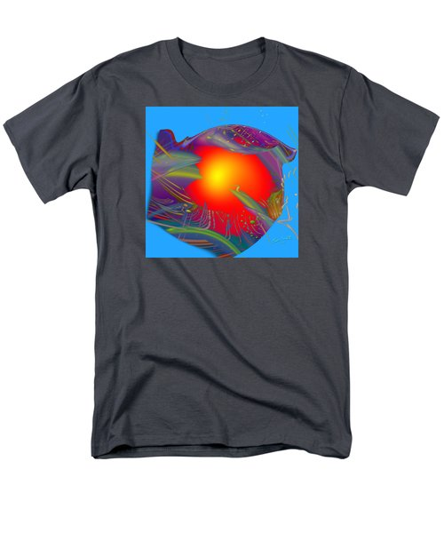 Space Fabric Men's T-Shirt  (Regular Fit) by Kevin Caudill