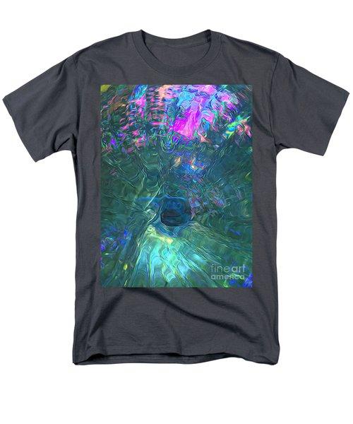 Spectral Sphere Men's T-Shirt  (Regular Fit) by Todd Breitling